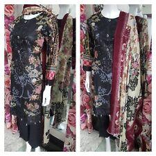 Elegant vintag maria b inspired Asian Ready Made Salwar pakistani shalwar kameez