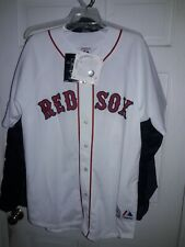 Manny Ramírez Boston Red Sox Ramirez shirt MLB baseball  Jersey NEW Large -  L -