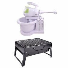 SHG-903 Stand Mixer with Charcoal Grill