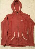The North Face Women's Salmon Color Size Small Hooded Hiking Jacket