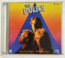 The Police Zenyatta Mondatta CD Alemania                         Sting