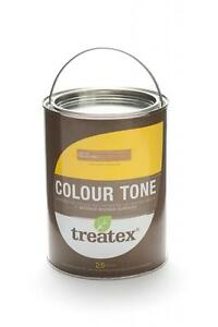Treatex Hard Wax Oil Colour Tones - Teak 11020  ( 30ml, 1 Litre or 2.5Ltr)