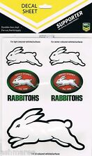 NRL South Sydney Rabbitohs 5 UV Outdoor Car Tattoo Sticker iTag Car Decal