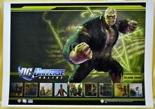 DC Universe Online - SOLOMON GRUNDY Print DC JLA