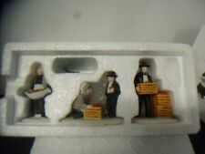 Department 56 Heritage Village Collection Amish Family 3 Pieces