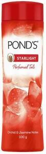 Pond's Starlight Perfumed Talc 100 grams Talcum Powder orchid & jasmine notes