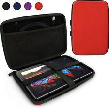 """Custodie e copritastiera rossi per tablet ed eBook Dimensioni compatibili 10"""""""