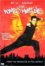 ROMEO MUST DIE / (SPEC WS) - DVD - Region 1