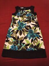 London Times Sleeveless Dress Size 8