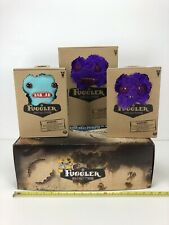 Fuggler Funny Ugly Monster RARE Limited Edition Box With 3 Fuggler Toys