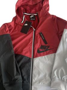 Nike Windbreaker Jacket - Boys Medium