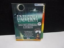 UNIVERSA - Le multimédia Lexikon - 4 CDs