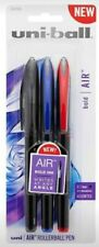 uni-ball® Air Rollerball Pen, .7 mm, Assorted Ink, 3/Pack 070530007503
