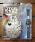 Star Wars Darth Vader Collector Timepiece Watch and Millenium Falcon Case New
