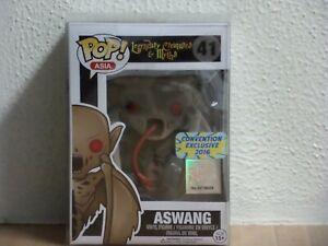 Funko PoP Asia!  Vaulted  ASWANG FLOCKED    MIB