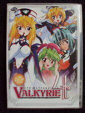 VALKYRIE 4  ADV FILMS ANIME IN ENGLISH!