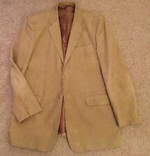 "Cedarwood State Mens Cotton Cord Blazer 44"""