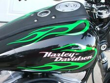 Flame Graphic Decals fit Harley Dyna Super Glide FXD