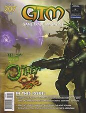 GAME TRADE MAGAZINE ISSUE 207 - GTM - NEW & SEALED WITH PROMO CARDS