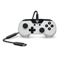 Hyperkin X91 Wired Gaming Controller White for Xbox One and Windows 10 PC Tablet