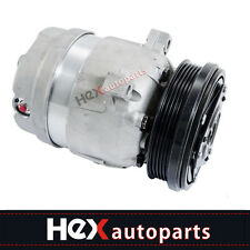 For Pontiac Bonneville 96-98 A//C Compressor W// Clutch New Premium Aftermarket