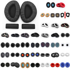 1 Pair Replacement Earpad Earmuffs Cushion for Beats/Bose QC15/Sony MDR-1A