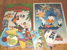 8 x A1 Filmplakate,KONVOLUT,SAMMLUNG,WALT DINEY,ZEICHENTRICK