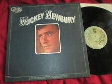 Mickey Newbury'Frisco Mabel Joy Elektra EKS-74107 Gatefold Vinyl Album LP