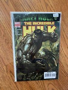 The Incredible Hulk 100 Variant Cover - High Grade Comic Book - B61-119