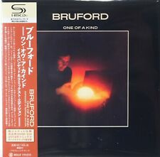 Bill Bruford-One of A Kind UK prog fusion Japanese SHM-CD Mini lp