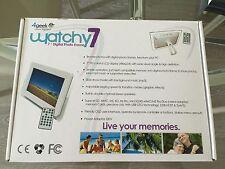 4Geek Watchy 7 Cornice Digitale con Telecomando