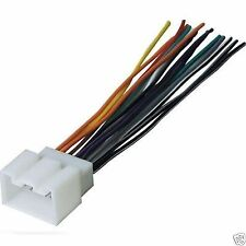 Wire Harness for Ford Lincoln Mazda Mercury for aftermarket stereo installation