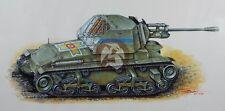 CMK 1/35 Panzerjager 35(t) / TACAM Skoda R-2 (Self-Prop. Anti-Tank Gun) T35022