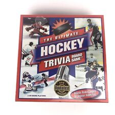 Ultimate Hockey Trivia Board Game NHL Sports Outset Media New Factory Sealed NIB
