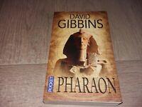 PHARAON  / DAVID GIBBINS