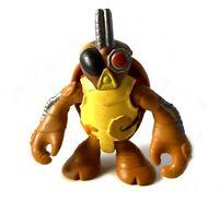 """Cockroach Terminator TMNT Ninja Turtles Half Shell Heroes 2.5"""" Mini Figure"""