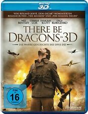 There be Dragons in 3D (FSK16) (Real 3D-Blu-ray) NEU+OVP