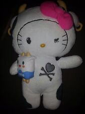 RARE! Tokidoki x Hello Kitty Sanrio Discontinued Cow Cushion Plush XL 24 x 18
