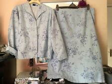 Calf Length Cotton Floral Suits & Tailoring for Women