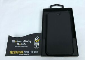 Otterbox Strada Via Soft-Touch Folio Wallet Case Apple iPhone 11 Pro Max Black