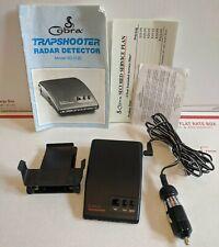 Vintage Cobra (Rd-3120) Trapshooter Radar Detector Made in Japan