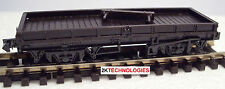 Peco KNR-4 15' Wheelbase Open Wagon Bolster 'N' Gauge WAGON KIT -Tracked 48 Post
