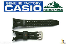 CASIO PAW-1200-3VJ Original Pathfinder 12mm Green Rubber Watch Band Strap