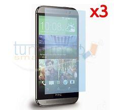 3x PROTECTOR DE PANTALLA para HTC ONE 2 (M8) en ESPAÑA