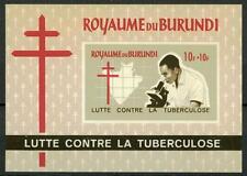 BURUNDI - BF - 1965 - Pro Comitato per la lotta contro la tubercolosi, non dent.