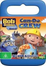 Bob The Builder - The Can-Do Crew (DVD, 2010)
