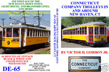 DVD: Connecticut Company Trolleys In & Around New Haven