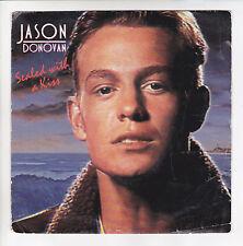 "DONOVAN Jason Vinyl 45T 7"" SEALED WITH A KISS - JUST CALL ME UP  CBS 655277 RARE"