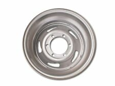 "15"" Silver Metallic Directional 6 x 5.5 Powder Coated Trailer Tire Wheel Rim"