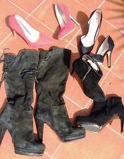 Stock Scarpe+stivali inverno donna n 38